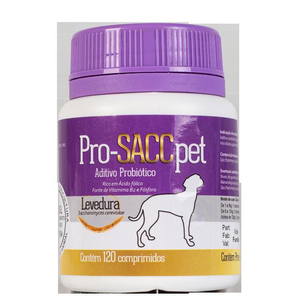 Aditivo Probiótico para Cães e Gatos - Pro-SACC Pet