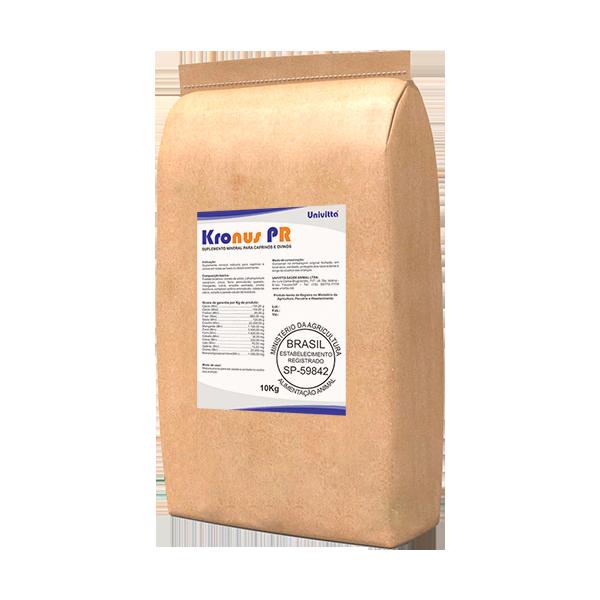 Suplemento Mineral para Caprinos e Ovinos - KRONUS PR