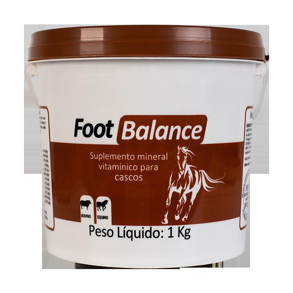 Suplemento Mineral Vitamínico para Cascos - Foot Balance